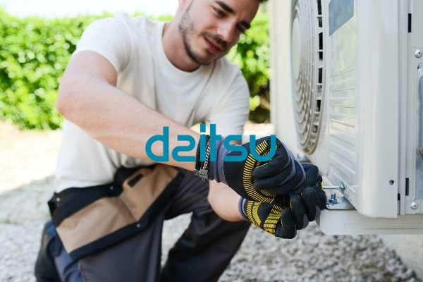revisión aire acondicionado Daitsu en Alicante