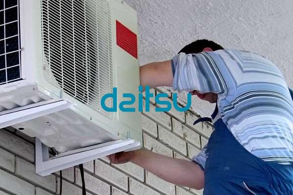 Daitsu Humanes de Madrid aire acondicionado