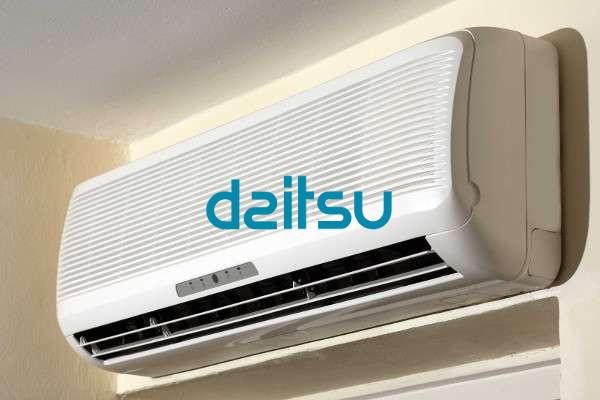 split aire acondicionado daitsu Campello